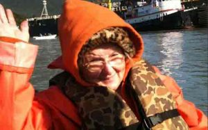 Authorities suspect a moose attack as cause of death for 74-year-old Pattie Cucinello. Image-Facebook profiles