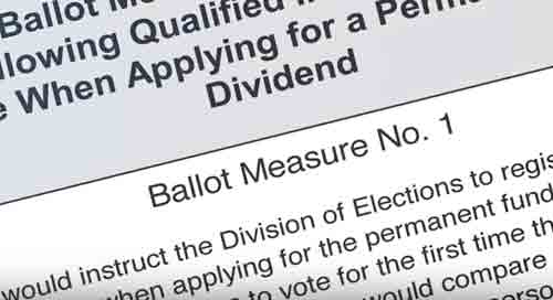 Ballot Measure 1 Makes Good Business Sense for Alaska
