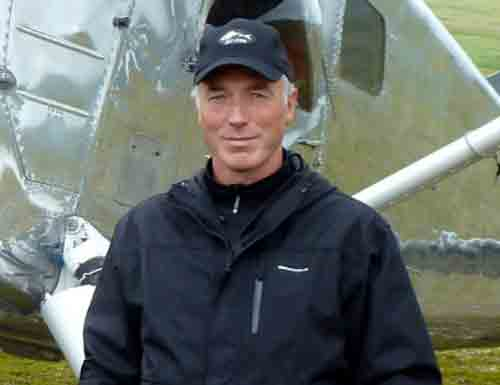The crtash site of late Governor Hammond's nephew has been located and the remains of pilot, David McRae has been retrieved and transported to Anchorage. Image-Facebook profiles