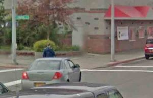 The corner of 5th and Cordova outside of the Office Depot erupted in gunfire early Saturday morning. Image-Google Maps