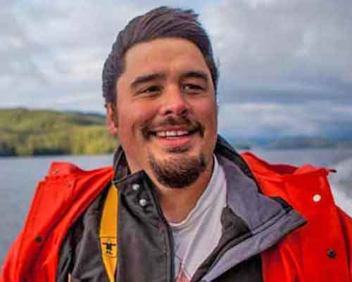 Tony Christianson, of Hydaburg, was appointed to the chair of the Federal Subsistence Board. Image-Nature Conservancy