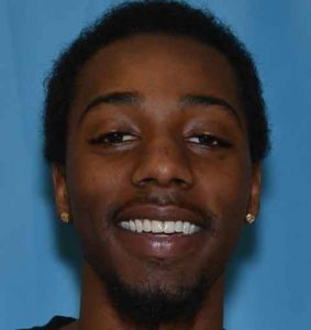 21-year-old Jamal Hall is wanted on Felony Robbery and Assault charges, as well as the Point Woronzof murders. Image-APD