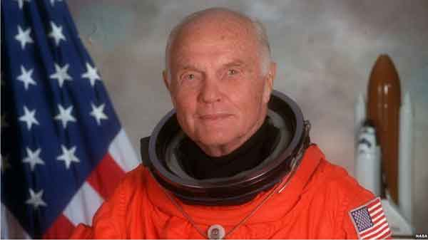 Genuine America Hero, NASA Astronaut, US Senator: John Glenn Dead At 95