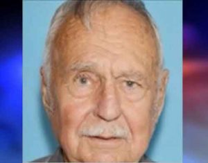 """The remains of 89-year-old Robert """"Andy"""" O'Grady were discovered along the Elliot Highway on Monday."""