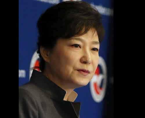 South Korea's President Park Geun-hye is now the subject of impeachment in her country. Image-Korean Culture and Information Service (Cheong Wa Dae)