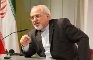 Iranian Foreign Minister Mohammad Javad Zarif called on the P5=1 nations to hear complaints against the U.S. Image-Public Domain