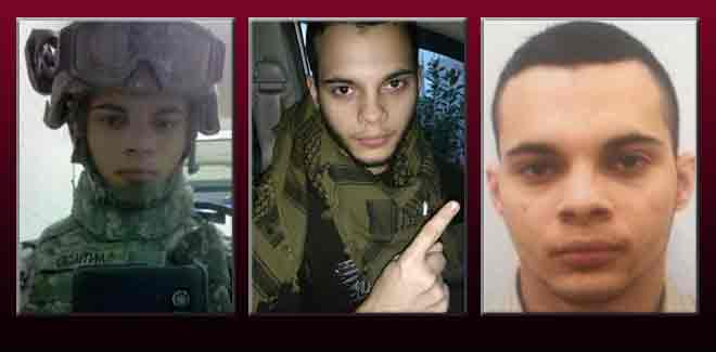 26-year-old Esteban Santiago flew from Anchorage to Fort Lauderdale to unleash his airport massacre.