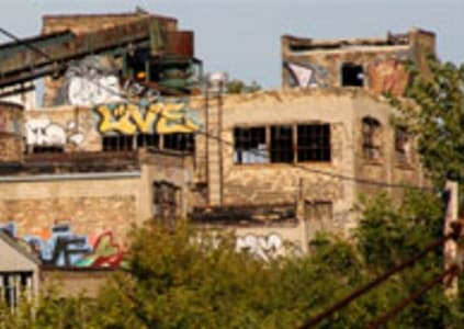 Brownfields clean-up site. Image-EPA