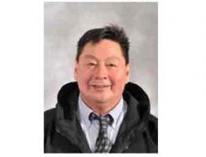 Freshman Representative, Dean Westlake of Kotzebue. Image-State of Alaska