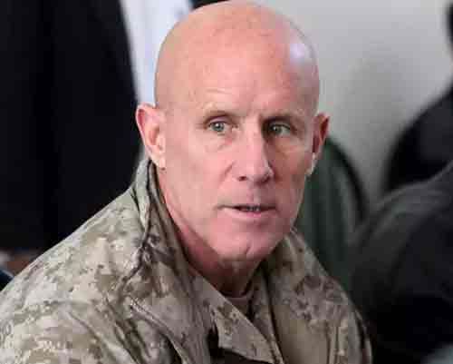 Vice Admiral Robert Harward has turned down the White House offer to fill position as National Security Advisor. Image-Handout