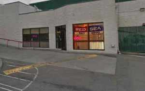 Red Sea Finance in Seattle was robbed of over $128,000 by a man posing as an FBI agent.