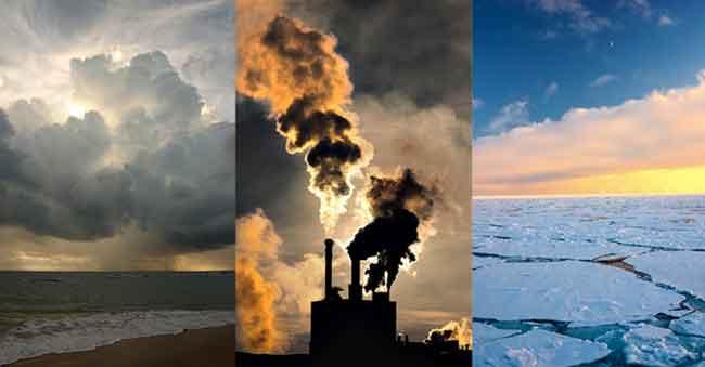 Climate imagery.-NASA