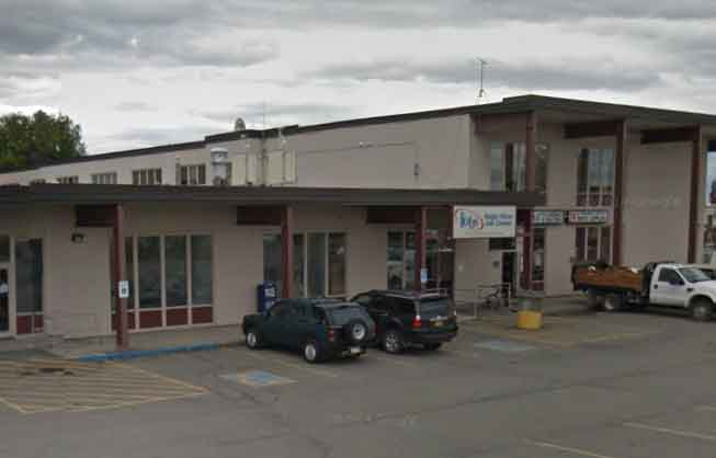 Eagle River's Job Center is closing due to budget cuts. Image-Google Maps