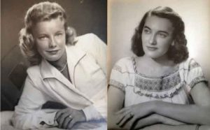 Martha Williams of East Providence, and twin sister, Jean Haley, of Barrington, died of what authorities believe was hypothermia over the weekend. Image-Haley family