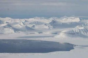 The Arctic has undergone substantial warming in recent decades. Image-James Bradley