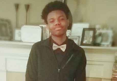 17-year-old teen, Leroy Lawrence, who was shot on Friday, has died from his injuries. Image-GoFundMe page