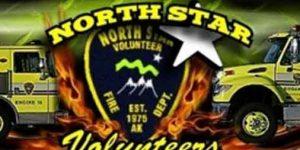 North Star Volunteer Fire Department logo