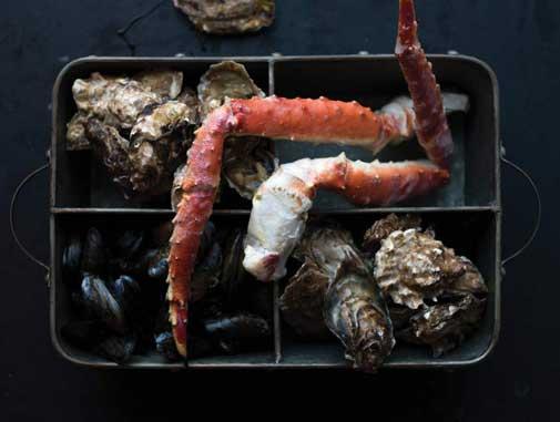 Seafood. Image-ASMI