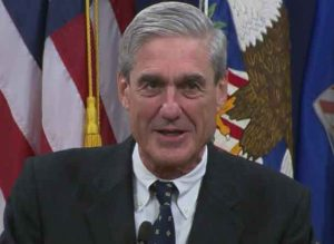 Robert Mueller. Image-Video screengrab