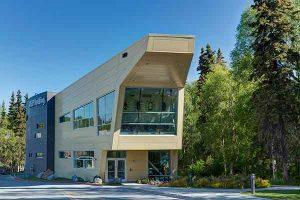 ANSEP Building. Image-ANSEP