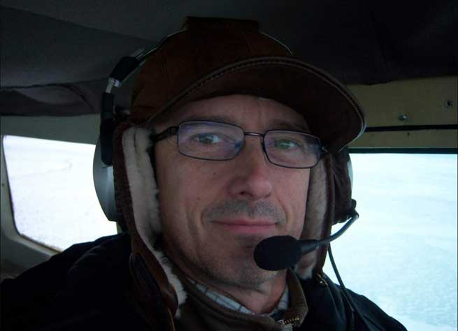 54-year-old Gabriele Cianetti, a Grant Aviation pilot died in a plane crash outside of Perryville on Monday. Image-FB Profile