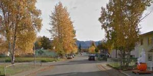 One man was injured by gunfire at the corner of Bragaw and Parsons, pictured here. Image-Google Maps