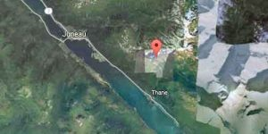Location of Mount Roberts near Juneau. Image-Google Maps
