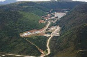 Pogo Mine in Interior Alaska. Image-DEC