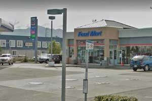 Chevron Station on East 6th Avenue in Anchorage. Image-Google Maps