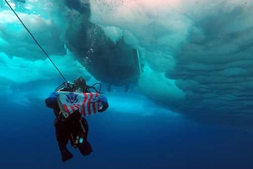 Coast Guard Reintroduces Shipboard Diving Capabilities to Arctic
