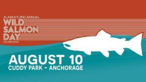 Wild Salmon Day Logo