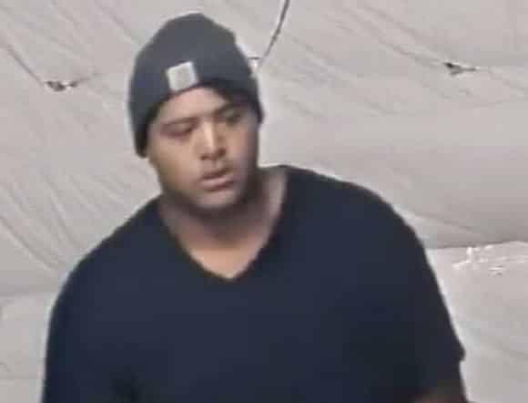 APD is asking the public for the identity and whereabouts of this person of interest in an August 13th kidnapping and assault. Image-APD