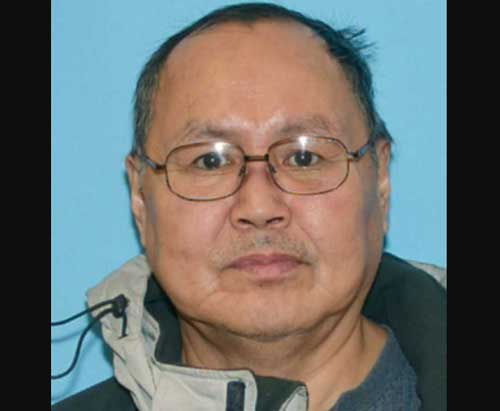 53-year-old John Andrew is being sought by police for a warrant regarding an injury accident on Gambell on July 29th. Image-APD