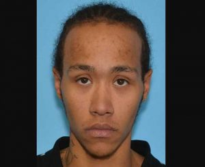 25-year-old Michael Richardson, seen here, is said  to be 70 pounds heavier than in the picture. Image-APD