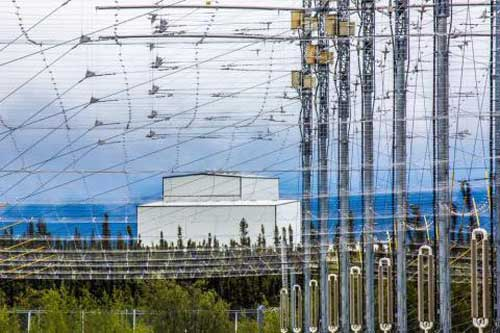 Turning on the Aurora Switch with HAARP