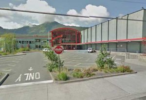 A townhall meeting will be held at the Juneau-Douglas High School commons. Image-Google Maps