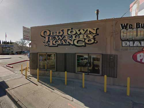 Old Town Jewelry in Albuquerque. Image-Google Maps