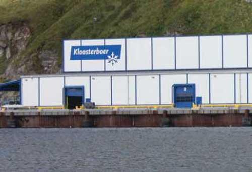 Kloosterboer Cold Storage in Unalaska. Image-DJC