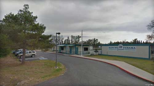 Rancho Tehama Elementary School (Source - Google Maps)