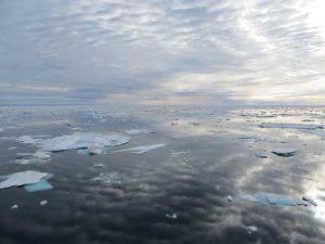 Ice in the Chukchi Sea. Image-USGS