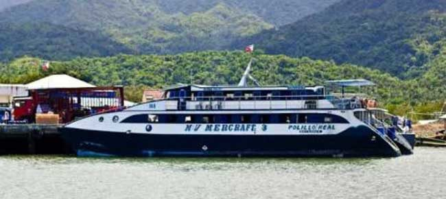 Mercraft 3 Ferry. Image-RAHA Fire Dept FB profile