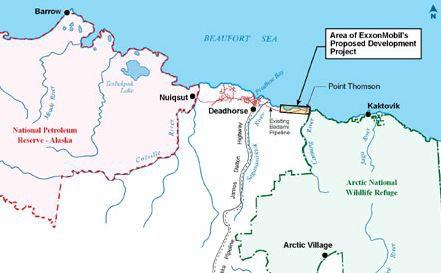 State Approves ExxonMobil's Point Thomson Expansion Plan