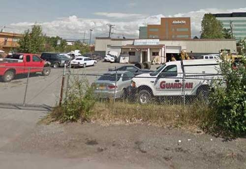 Alpina Auto at 3685 Springer Street in Anchorage. Image-Google Maps