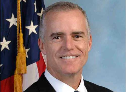 Andrew McCabe resigns as FBI Deputy Director