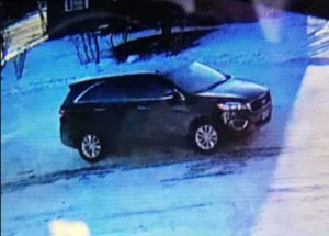 APD provided image of hit and run vehicle.