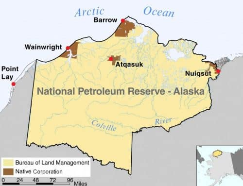 Massive Oil Project Proposed in Fragile Arctic Reserve