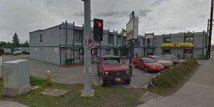 The Black Angus Inn on Gambell Street. Image-Google Maps