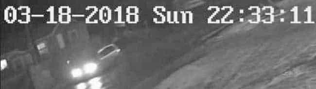 APD released this surveillance image of a van that was in the vicinity of Sunday's fatal hit-and-run. Image-APD