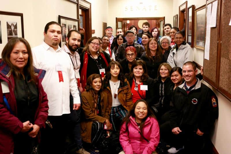 Delegates Recess Early from Tribal Assembly to Support Language Emergency Resolution