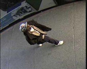 Camera image of indecent exposure suspect. Image-APD